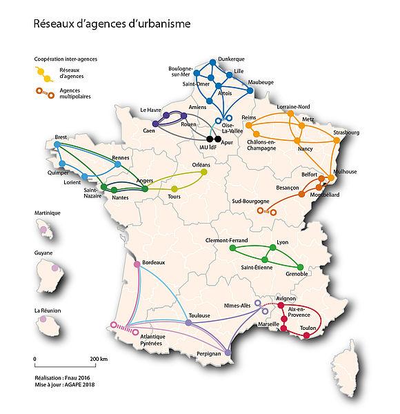 34e Rencontre Nationale des Agences d'Urbanisme à Amiens : campagnes urbaines